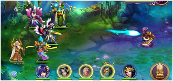 玩家选择好自己的角色后